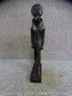 Egyptian Statue (very Heavy)