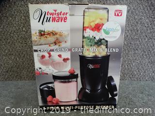 NU- Wave Twister NIB