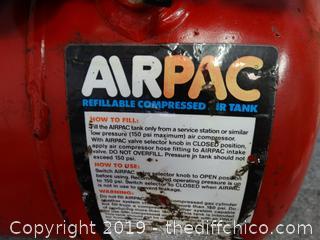 Air Pac Tank