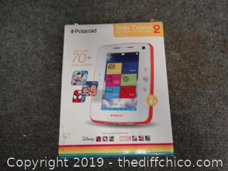 Kids Polaroid Tablet