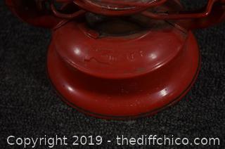 Vintage Dietz Oil Lamp