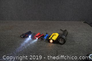 7 Flashlights