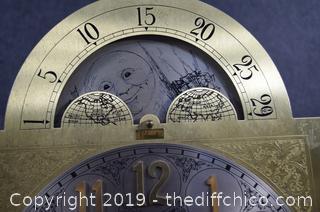 Brass Clock Face