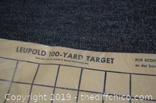 1 Dozen of Targets