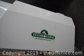 2 Hydra Farm Grow Lights