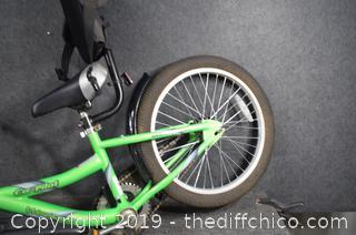 WeeRide Co Pilot Folding Bike Trailer