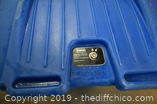 64 gallon Security Document Container-no key can be made