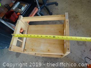 Small Multipurpose Shelf