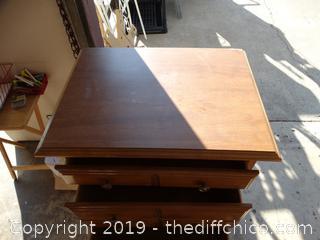 Small Garment Dresser See [pics)
