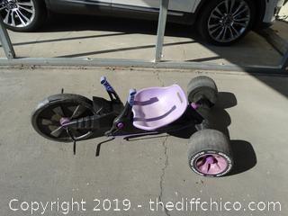 Purple Huffy Green Machine (see pics)