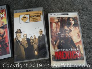 PSP & DVD Movies