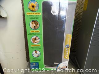 Working Germ-guardian 3 IN 1 Air Cleaning System