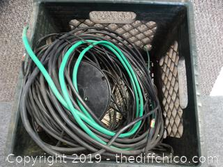 Crate Of Wire
