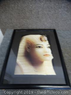Framed Picture 21 X 17