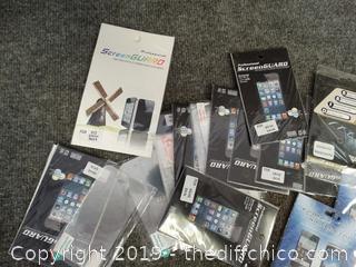 Phone Protector Screens NIB