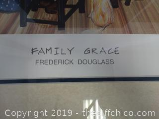 Family Grace Picture By Fredrick Dougless