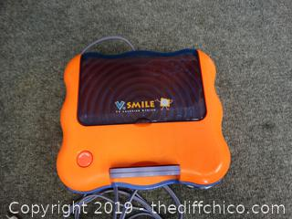 V Tech V Smile Console With Game