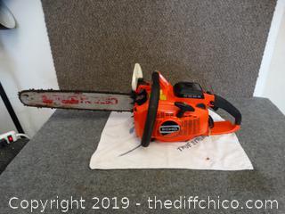"""Echo 510 EVL 18"""" Bar Working Chain Saw"""