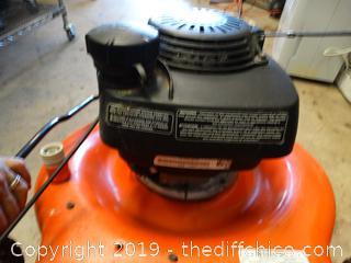 "Husqvarna Model: HU800HW 22"" Lawnmower Works"