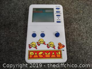 Vintage Working Pac-Man Game
