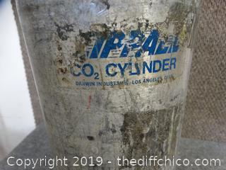 Carbon Dioxide Tank