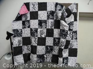 4 X4 Quilt