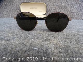 Female Armani Sunglasses