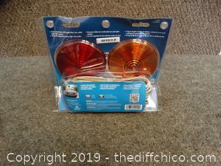 NIB Blazer Magnetic Trailer Towing Light Kit