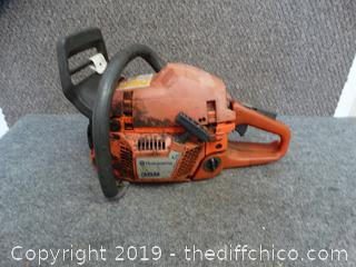 Husqvarna 359 Chainsaw Motor Parts Only