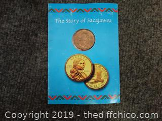 The Story Of Sacajawea Dollar Coin