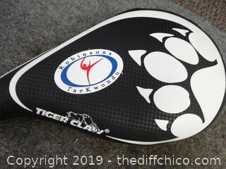 Taekwondo Tiger Claw