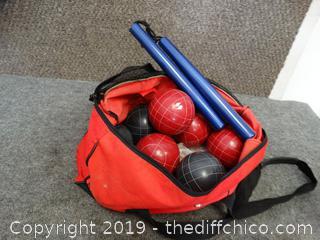 SportsCraft Bocce Ball Set
