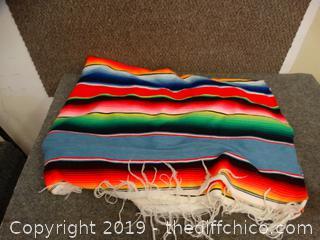Indian Blanket 7' x5'