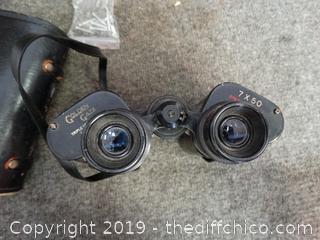 Golden Gate Binoculars