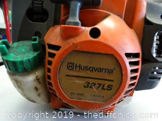 Husqvarna WeedEater Parts Only