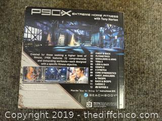 P90X Workout DVDS