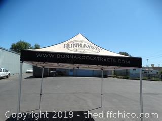 10 X10 Shade Tent With Rolling Bag