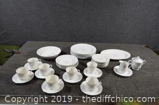 39 Pieces of Taiko Replacement Dishes