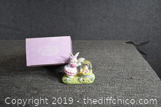 Musical Easter Globe w/Box