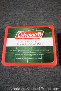 First Aid Kit plus Bartenders Guide