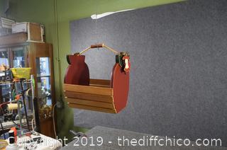 Wood Apple Carrier