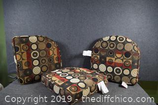 3 New Cushions