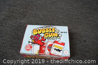 20 Boxes of Bubble Gun in Store Display Box