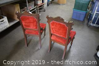Pair of EastLake Chairs