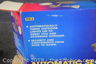 NIB Security Light System