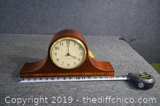 Working Seth Thomas Electric Clock
