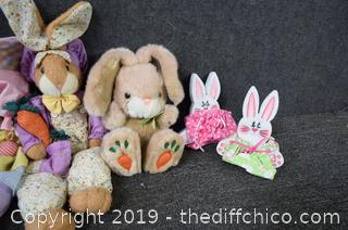 Bunnies and More