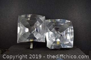 2 Grow Light / Reflectors