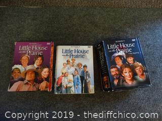 Little House On The Prairie Season 7, 8, 9