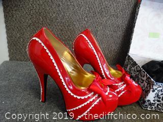 Bordello Heels size 11